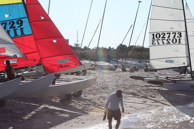 Hobie Cat: Wave, Women's 16 and 14s North American Championships