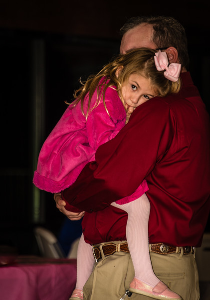 Father - Daughter Valentine Dance 02-15-14-15