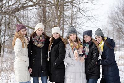 THE GIRLS 2019