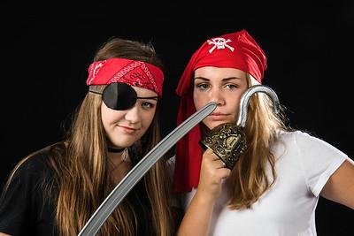 Homecoming Dress up Days!  Pirates!