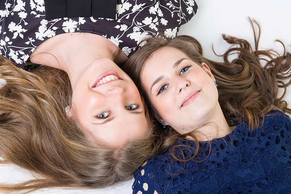 Studioshoot Amber & Julie