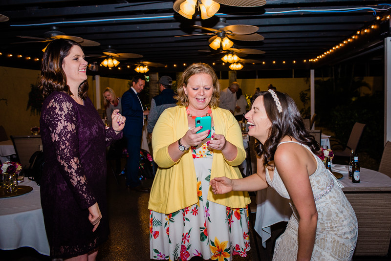 2020.01.25 - Chris and Anna's Wedding, Carmelo's Restaurant, Punta Gorda, FL - Photos