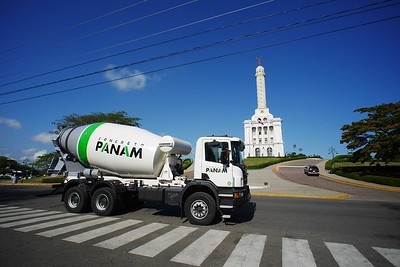 Camion Constructora Panam