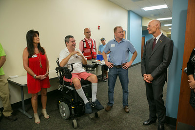 9-16-2016 Visit to Tallahassee Impacted Businesses