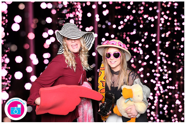 Catherines Fab 40th Photo Booth