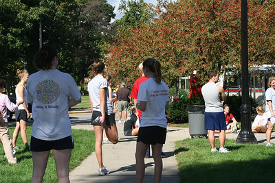 Welcome Week Miracle Miles 5K Run 2006