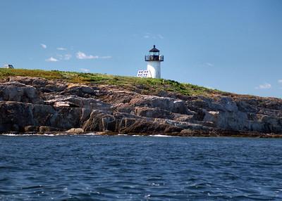 Pond Island Light, Maine