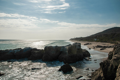 Leo Carrillo State Beach, CA - May 2013