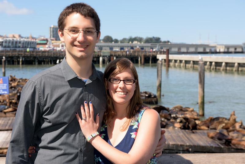 2016 Nathan & Becca Engagement