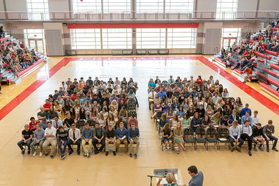 High School - 5/9/2018 Honors Assembly