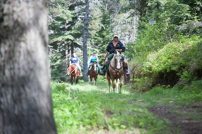 ETS Ride Mt Spokane, May 30-31