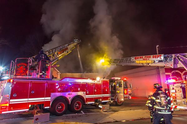 Haledon NJ 3rd alarm, 472 Haledon Ave,  01-19-21