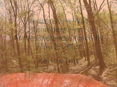 Badlands May 2, 2009: Video