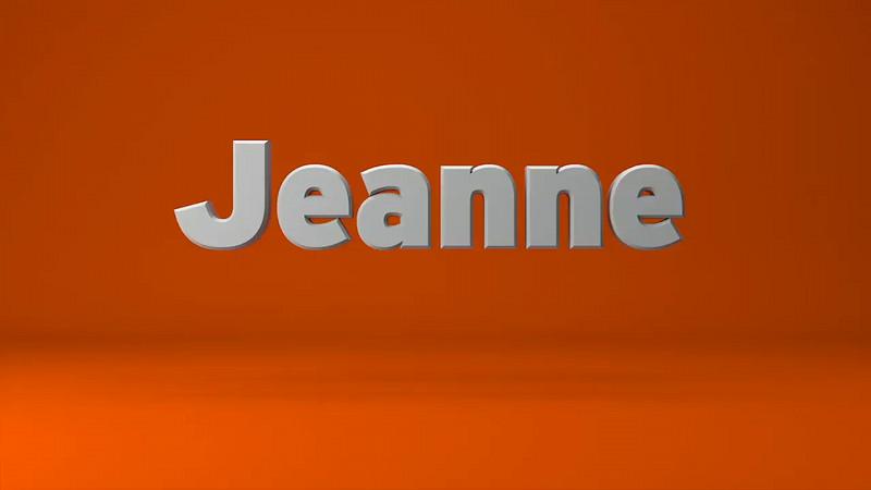 Jeanne VO Sample