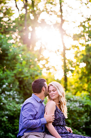 Shannon and Tommy - Engagement Session