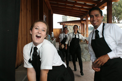 Plemmons Catering Staff