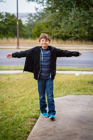 Jonah - Age 11 (2017-2018)