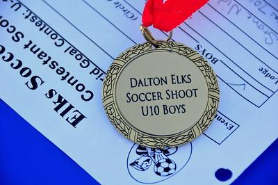 2016 Soccer Shoot 10-12-16