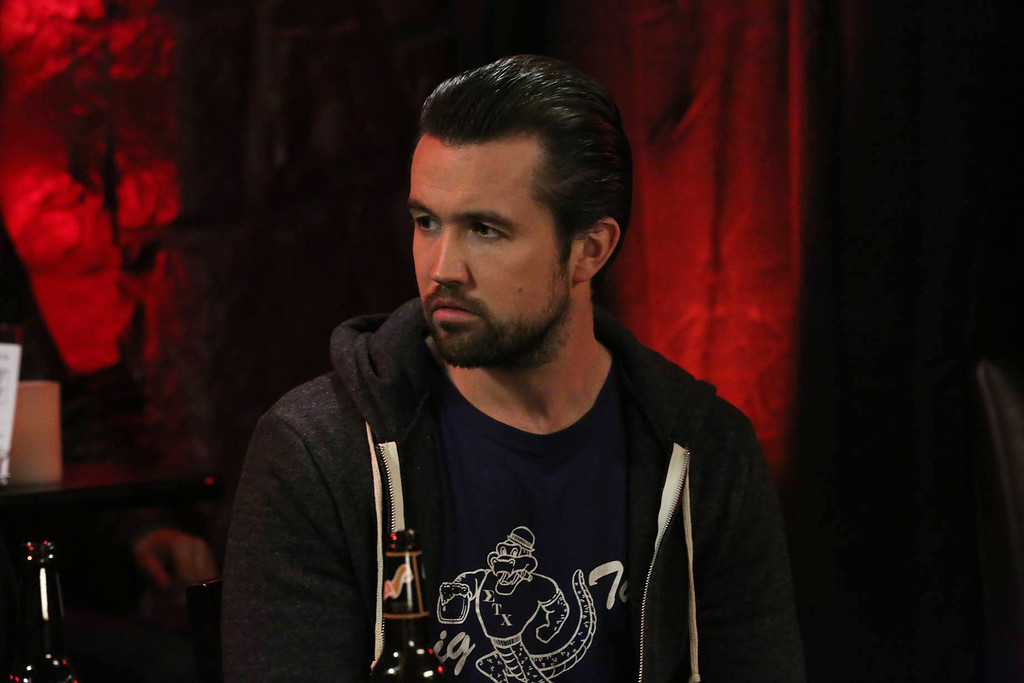 . IT\'S ALWAYS SUNNY IN PHILADELPHIA The Gang Broke Dee - Episode 1 (Season Premiere - Wednesday, September 4, 10:00 pm e/p) -- Pictured: Rob McElhenney as Mac -- CR: Patrick McElhenney/FX