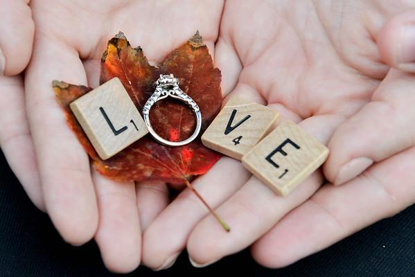Rachel & Chandler (Fall Engagement session)