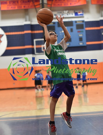 Delmar Youth League Basketball 01/13/18