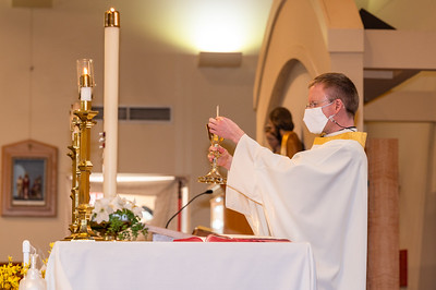 ST. FRANCIS PARISH FIRST HOLY COMMUNION MAY 8