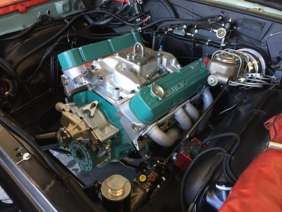 Suspension upgrades and engine installation 2018