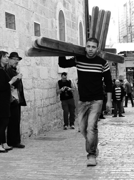 Good Friday 2013 Jerusalem