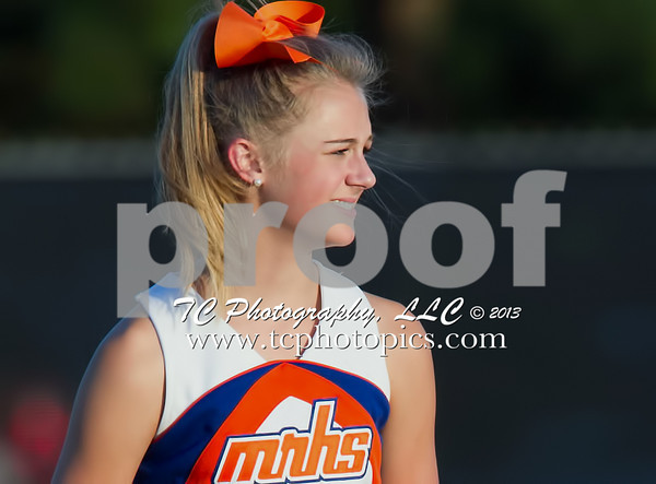 2013 -Cheerleading