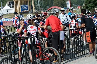 2010 UCI Mountain Bike & Trials World Championships - XC Junior Women