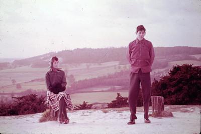 Scanned Colour Slides, Joe Mendoza, 1960s-early 1980s