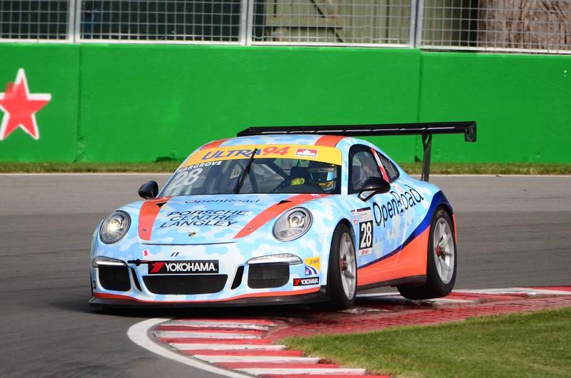 Porsche - Montreal
