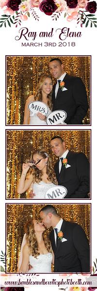 Ray & Elena Wedding