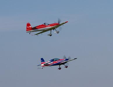 The Global Stars Aerobatic Team