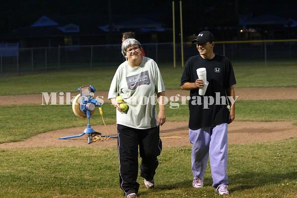 Softball 1st game of the season