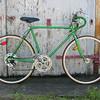"$220 Schwinn Varsity 10 spd Road bike #0061509  21"" frame, 27"" Wheels."
