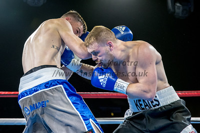 10. Craig Morris v Andy Keates - IBO Continental Welterweight Title