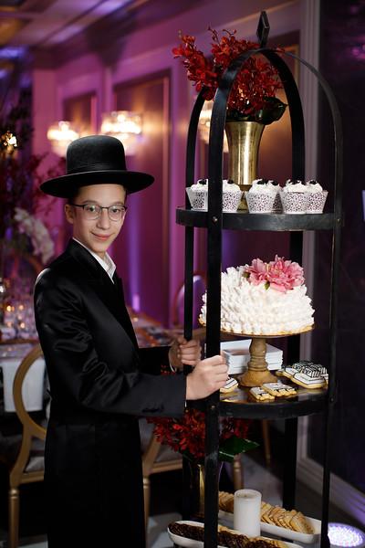 Isroel Naiman Bar Mitzvah