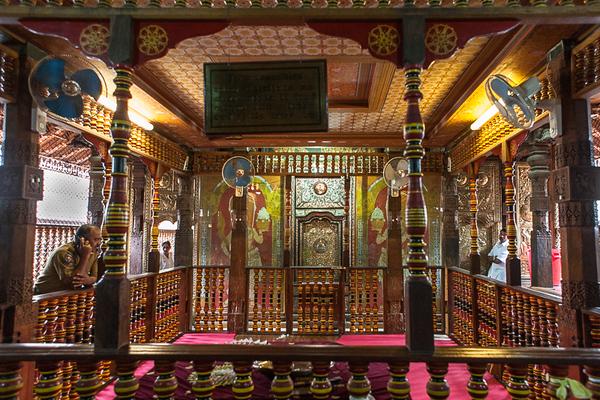 Sri Dalada Maligawa Temple