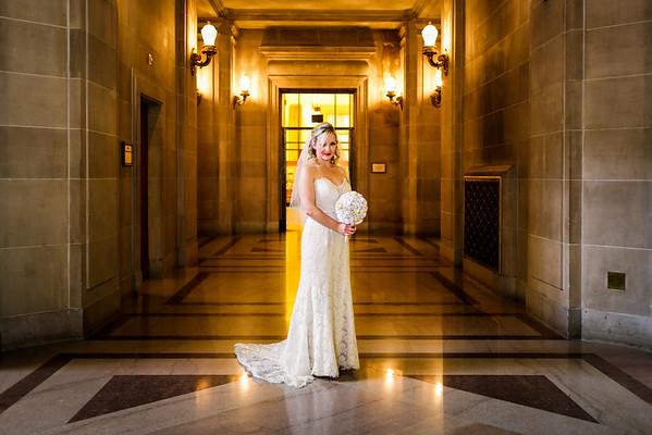 Jamie's City Hall Wedding