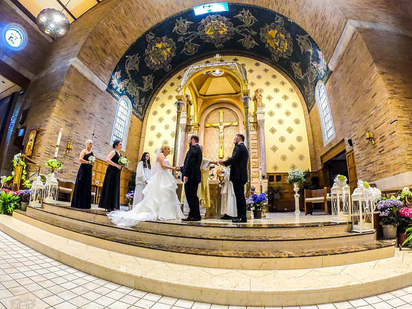 Haley & Greg Wedding Timelapse Videos