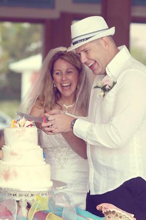 Mark & Lana | Destination Wedding | February Point Resort Estates | Exuma, Bahamas