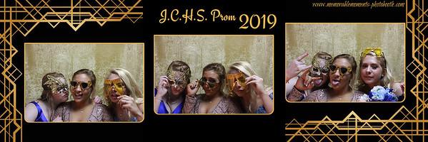 J.C.H.S. Prom 2019