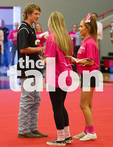Pink Out Pep Rally (10-21-16)