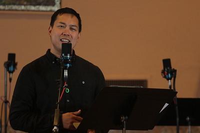 Joseph Legaspi - Passing Through Concert