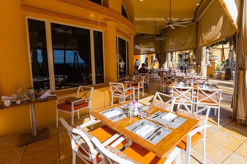 Eau Palm Beach's Temple Orange, located at 100 S Ocean Blvd, Manalapan, FL on Wednesday, January 15, 2020. [JOSEPH FORZANO/palmbeachpost.com]