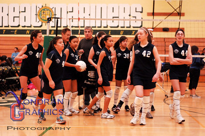 2011-0129 8th Grade Volleyball