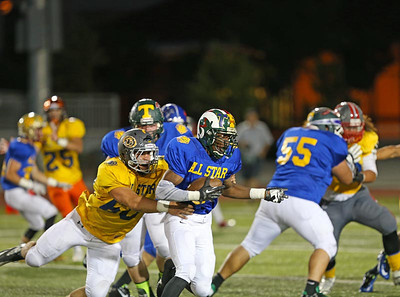 Lions All Star Football Game - June 14, 2014