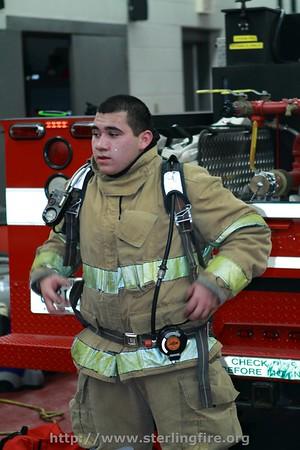 2010 - Recruit Training (22 hours) - January 2010