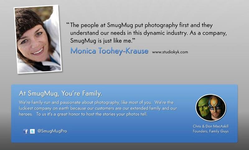 smugmugICA~ Ad by Smugmug 2010 ~WPPI
